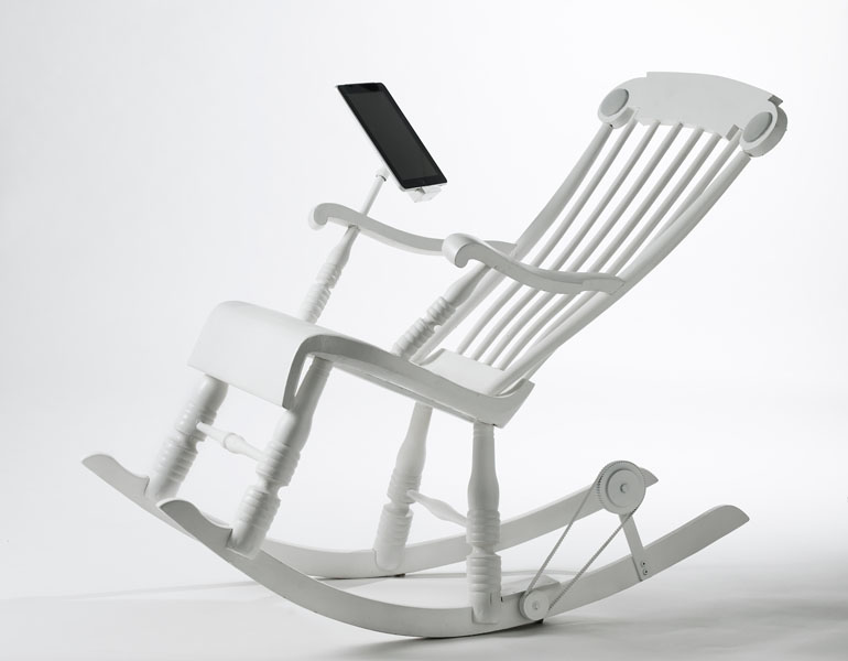 iPad_Rocking_Chair_iRock