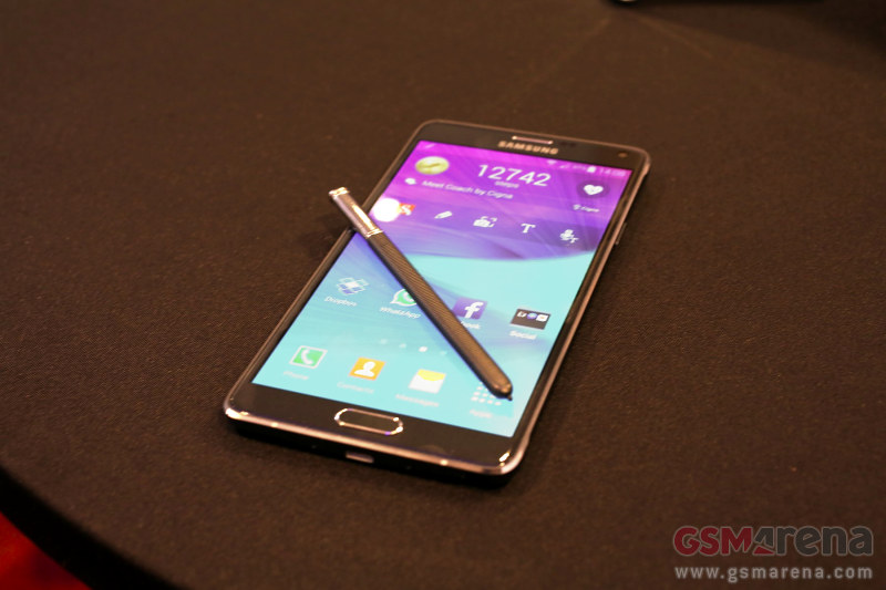 galaxy note 4 spen